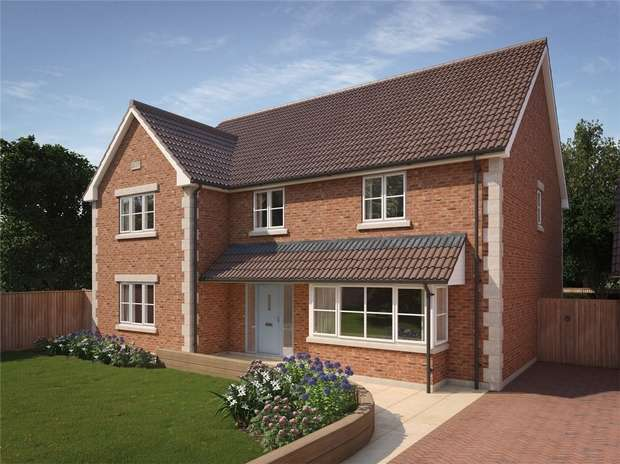 5 Bedrooms Detached House for sale in Chestnut House, Red Gables, Hilperton Road, Trowbridge, Wiltshire
