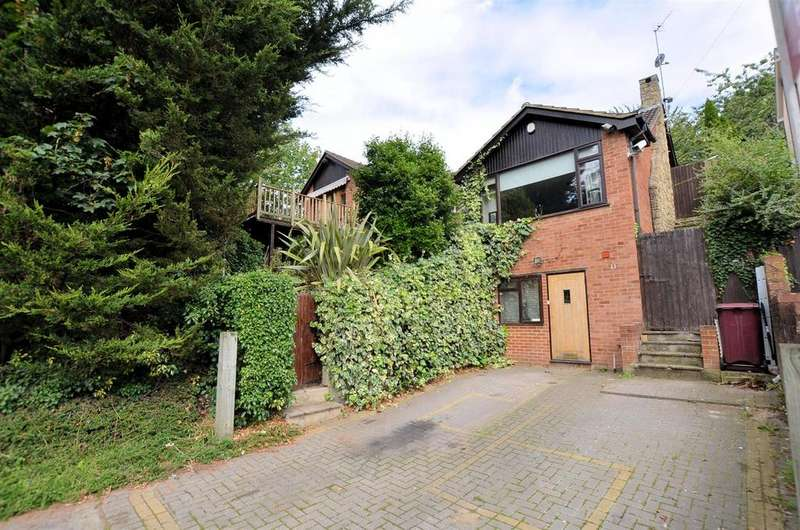 4 Bedrooms Detached House for sale in Lower Elmstone Drive, Tilehurst, Reading