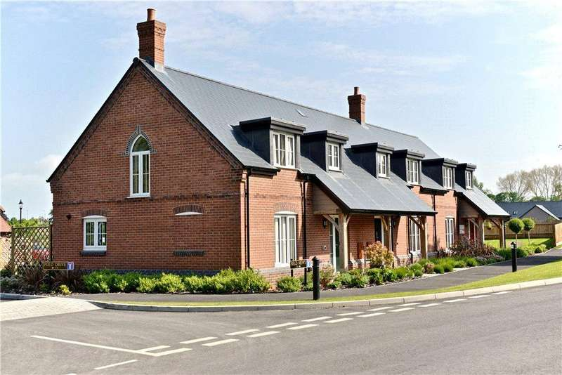 2 Bedrooms Retirement Property for sale in Lime Tree Village, Polo Drive, Dunchurch, Warwickshire