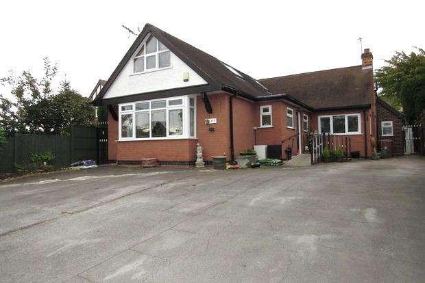 4 Bedrooms Detached House for sale in Burton Road, Gedling, Nottingham, NG4