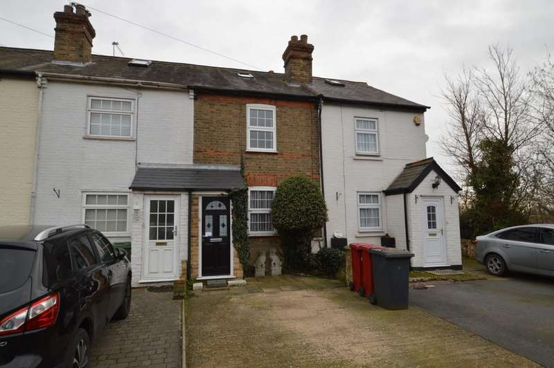 2 Bedrooms Terraced House for sale in Kings Terrace, Sutton Lane, Langley, SL3