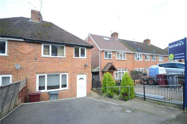 3 Bedrooms Semi Detached House for sale in Thirlmere Avenue, Tilehurst, Reading