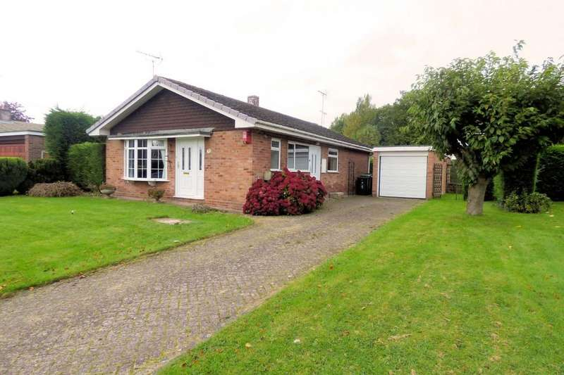 3 Bedrooms Detached Bungalow for sale in East Drive, Doveridge
