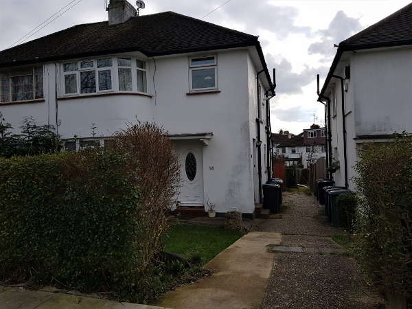 1 Bedroom Maisonette Flat for sale in Westmere Drive, Mill Hill, NW7