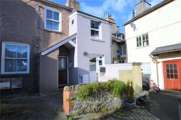 1 Bedroom Maisonette Flat for sale in Plymouth Road, Buckfastleigh, Devon