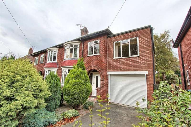4 Bedrooms Semi Detached House for sale in Guisborough Road, Nunthorpe