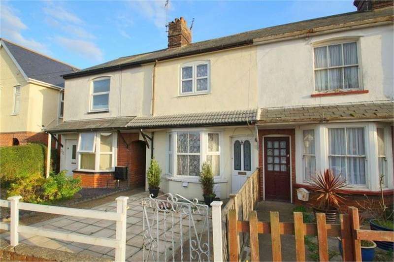 3 Bedrooms Terraced House for sale in Main Road, HARWICH, Essex