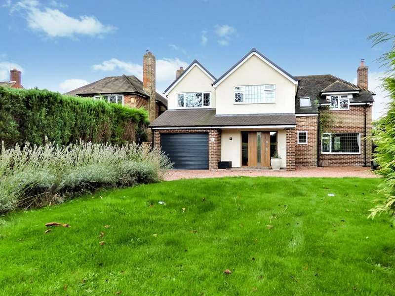 4 Bedrooms Detached House for sale in Main Street, Barton under Needwood
