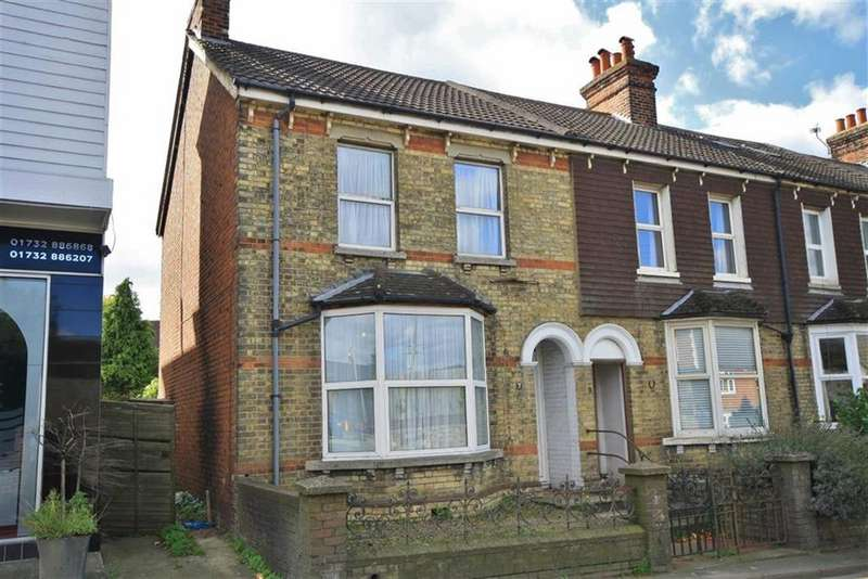 3 Bedrooms End Of Terrace House for sale in Borough Green, Kent
