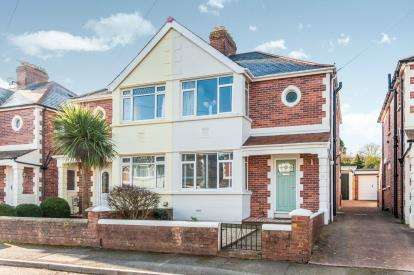 3 Bedrooms Semi Detached House for sale in Exeter, Devon, .