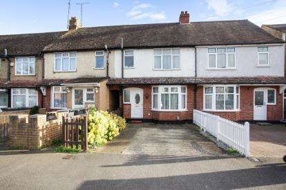 3 Bedrooms Terraced House for sale in Wordsworth Road, Luton, Bedfordshire, England