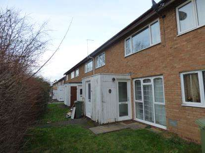 2 Bedrooms Maisonette Flat for sale in Redbridge, Stantonbury, Milton Keynes, Buckinghamshire