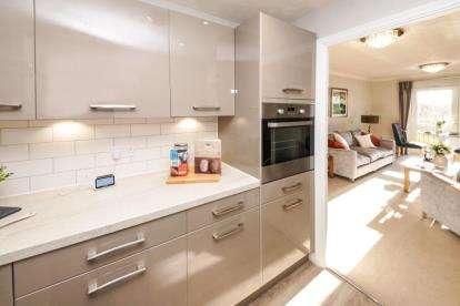 1 Bedroom Retirement Property for sale in Rax Lane, Bridport