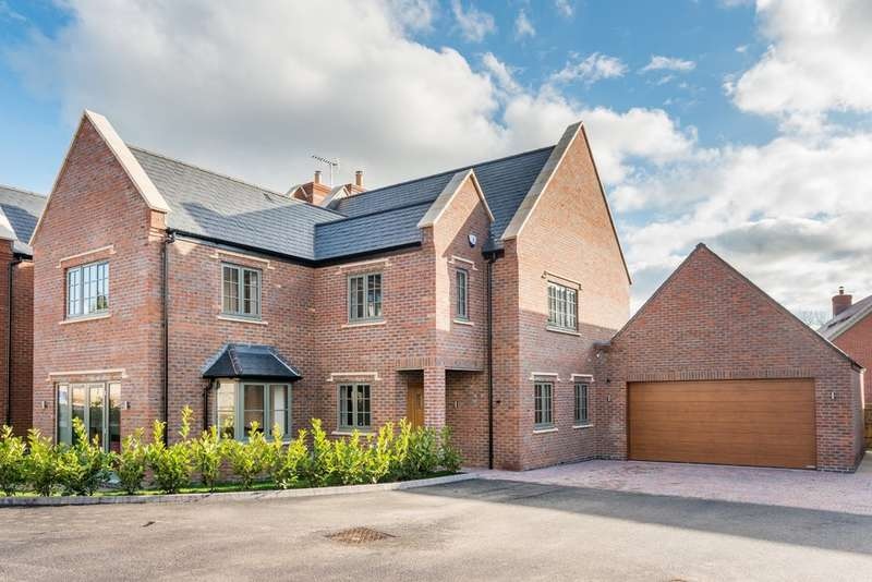 4 Bedrooms Detached House for sale in Woodcroft House, Spring Acre, Welford On Avon
