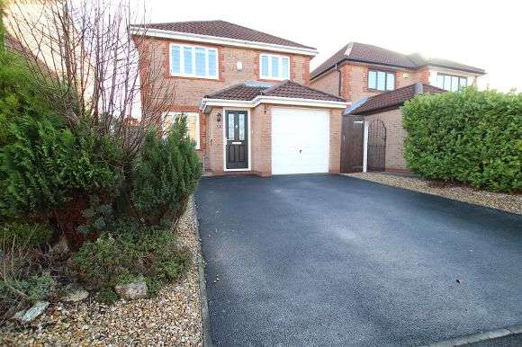 3 Bedrooms Detached House for sale in Kerman Close, Liverpool