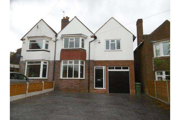 4 Bedrooms House for sale in BIRMINGHAM ROAD, WALSALL