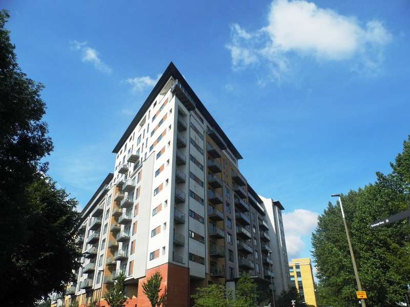 2 Bedrooms Apartment Flat for sale in XQ7, Taylorson Street South, Salford, Manchester, M5