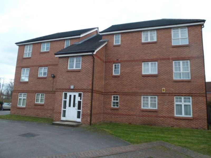 2 Bedrooms Apartment Flat for sale in Mill Chase Close, Alverthorpe, Wakefield WF2