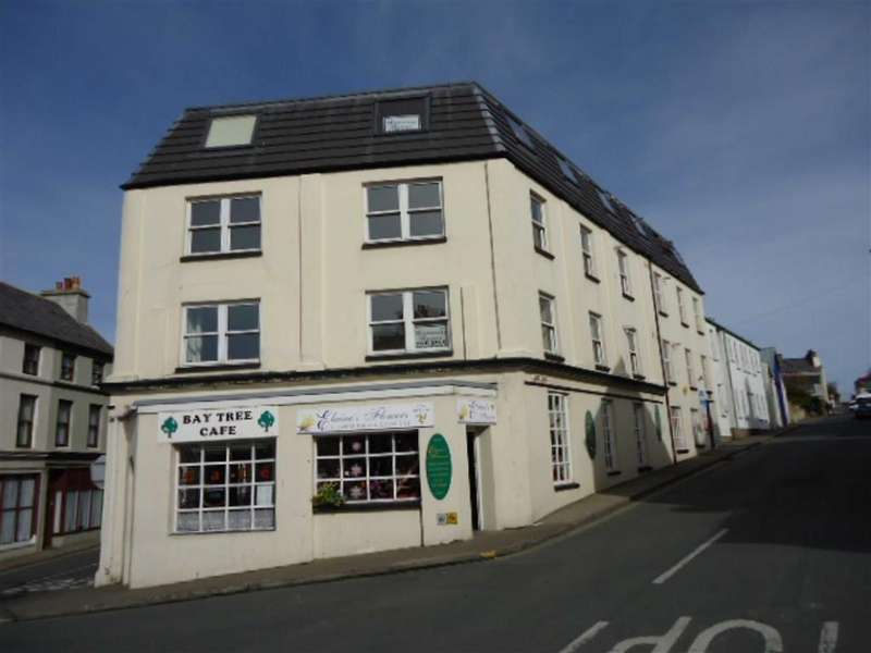 1 Bedroom Apartment Flat for sale in Atholl Buildings, Peel, Isle of Man