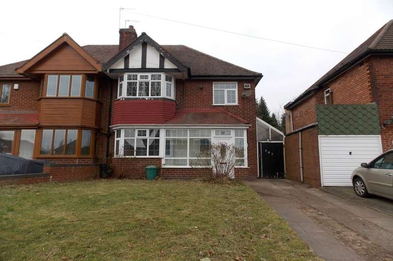 3 Bedrooms Semi Detached House for sale in Stechford Road, Hodge Hill, Birmingham, B34