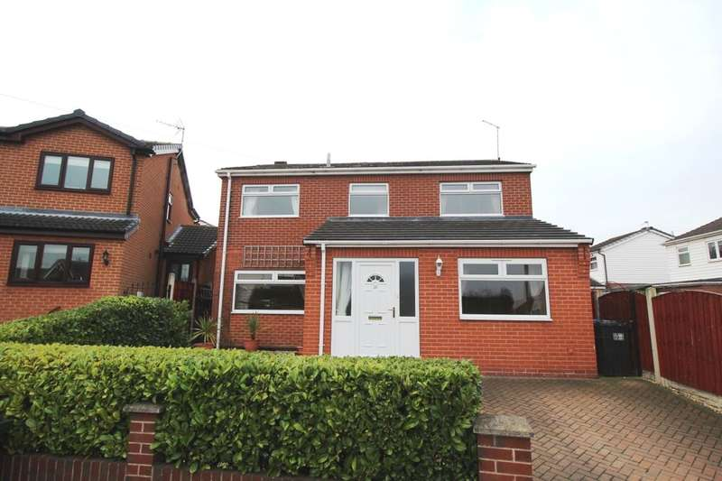 4 Bedrooms Detached House for sale in Aintree Close, Cusworth, Doncaster, DN5