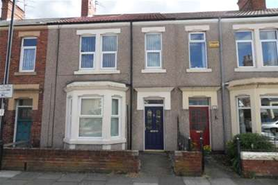 3 Bedrooms House for rent in Jesmond Terrace, Whitley Bay