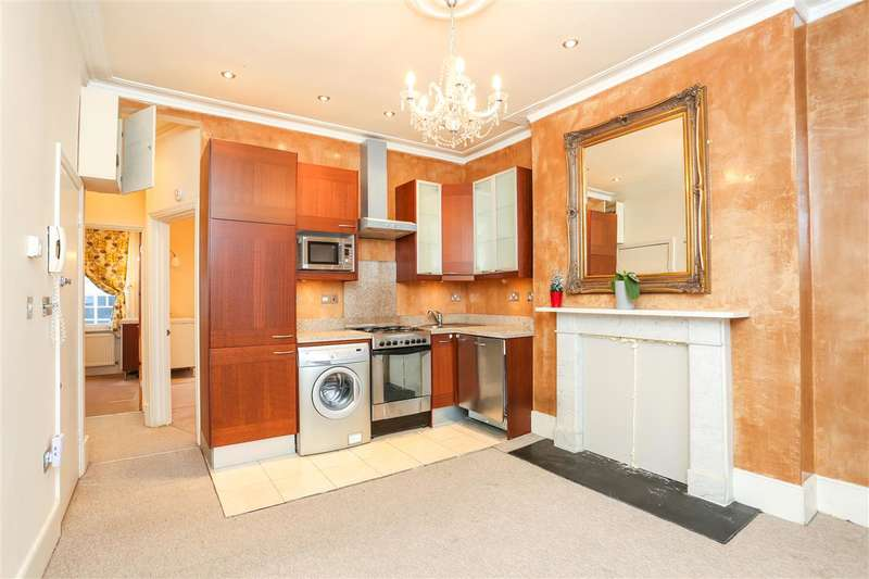 2 Bedrooms Apartment Flat for sale in Bartholomew Road, London