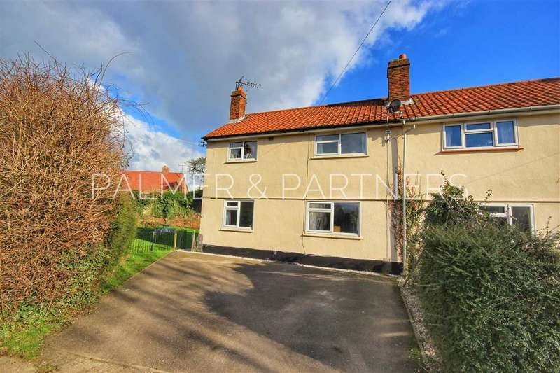 3 Bedrooms Semi Detached House for sale in The Close, Sudbury