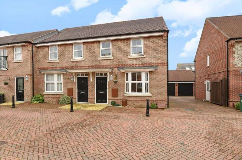 3 Bedrooms End Of Terrace House for sale in West Brook Way, Felpham, Bognor Regis, PO22
