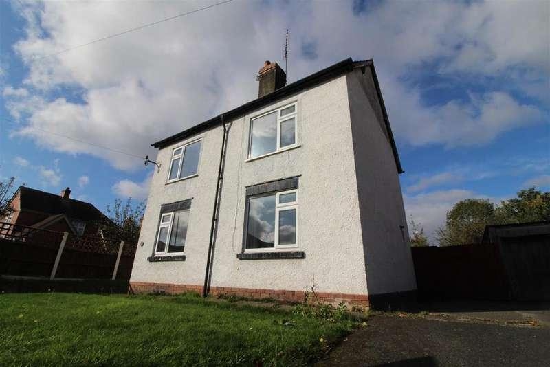 3 Bedrooms Detached House for sale in Longden Road, Shrewsbury