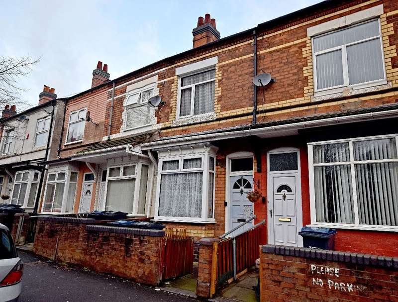3 Bedrooms Terraced House for sale in Beeton Road, Birmingham, B18 4QD