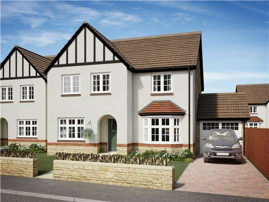 4 Bedrooms Property for sale in The Cheddar, The Chestnuts, WINSCOMBE, Somerset, BS25 1LD