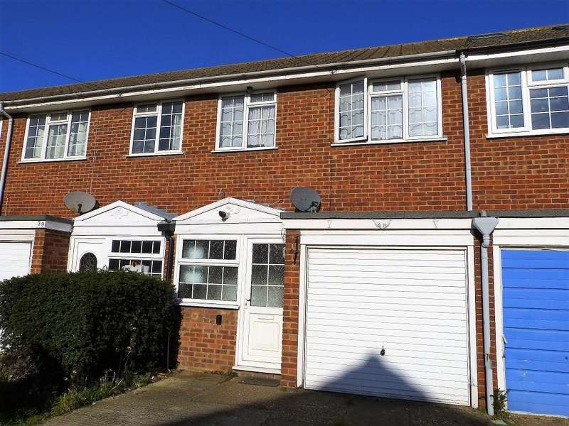 2 Bedrooms Terraced House for sale in Manor Lane, Harlington, UB3 5EG