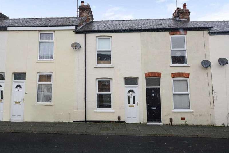2 Bedrooms Terraced House for sale in Avenue Place, Harrogate