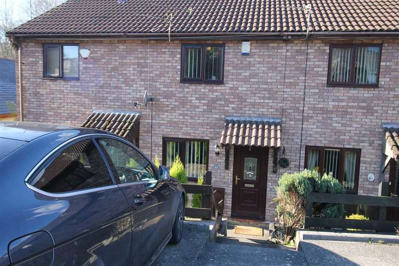 2 Bedrooms Terraced House for sale in Tylcha Wen Close, Porth