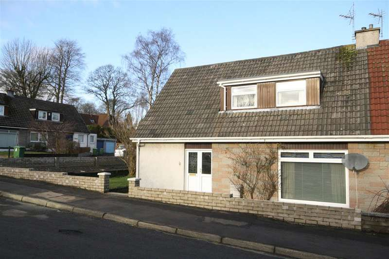 3 Bedrooms Semi Detached House for sale in Lime Grove, Larbert