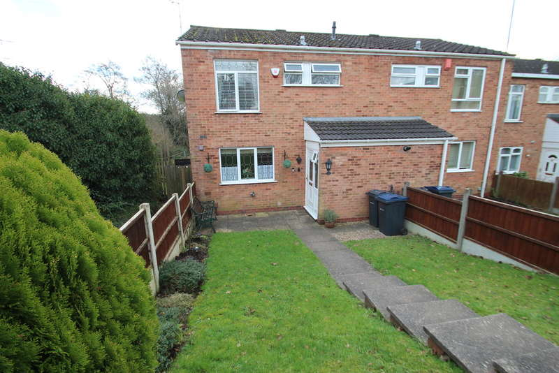 3 Bedrooms End Of Terrace House for sale in Cadnam Close, Harborne