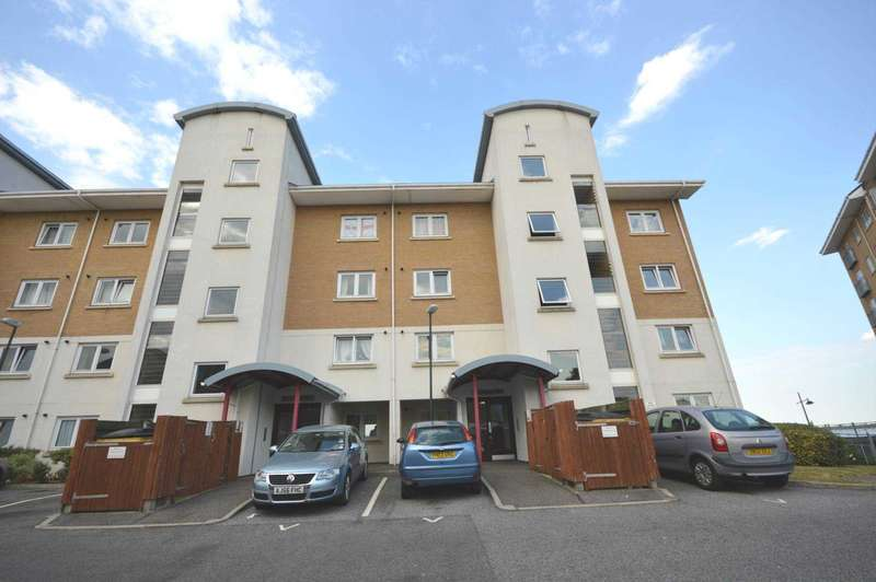 2 Bedrooms Apartment Flat for sale in Chichester Wharf, Erith, DA8 1BE