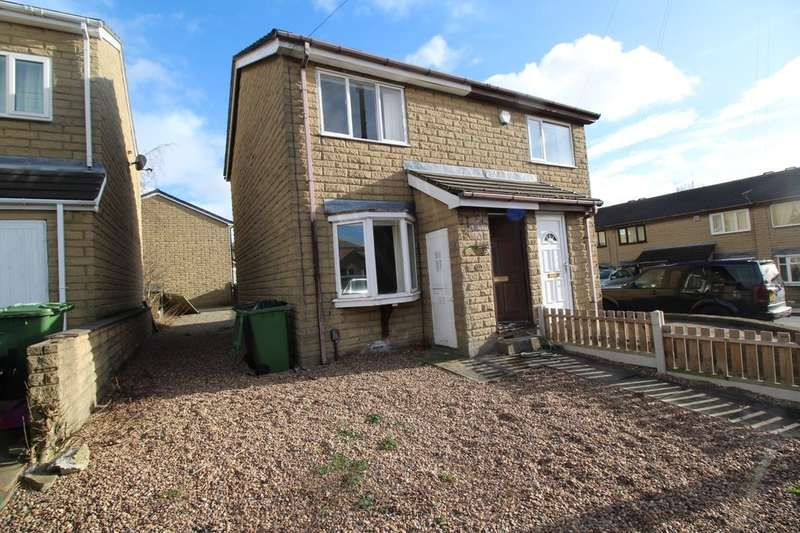 2 Bedrooms Semi Detached House for sale in Morland Close, Dewsbury, WF13