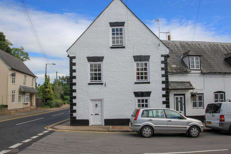 3 Bedrooms Terraced House for sale in Wilton, Ross-On-Wye
