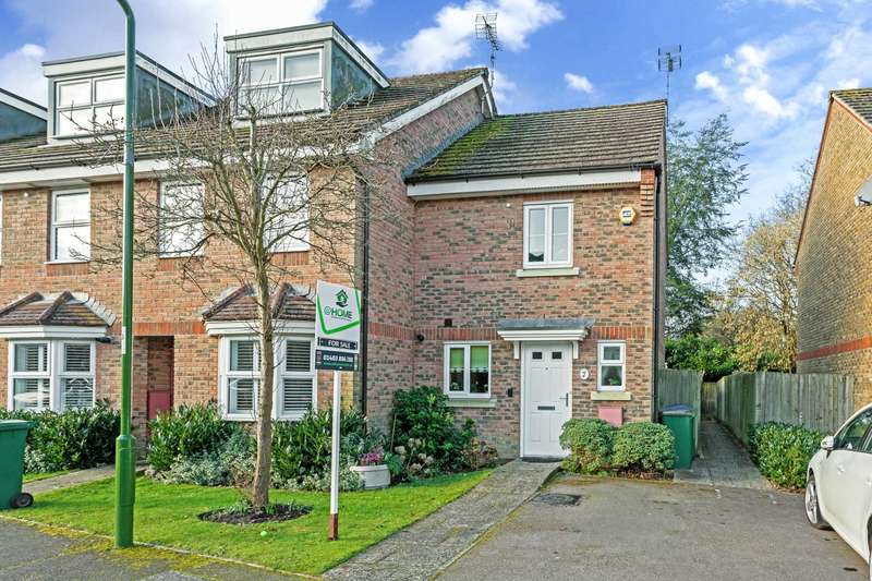 2 Bedrooms End Of Terrace House for sale in Forest Mews, Roffey