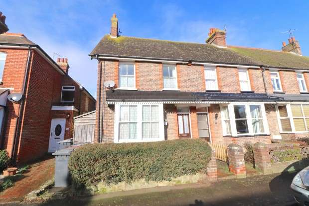 3 Bedrooms End Of Terrace House for sale in Windsor Road, Hailsham, BN27