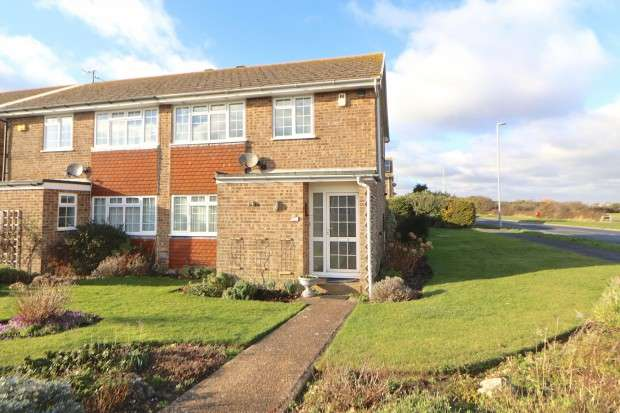 3 Bedrooms Semi Detached House for sale in The Rising, Eastbourne, BN23