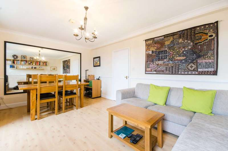 2 Bedrooms Flat for sale in Catherine Grove, Greenwich, SE10