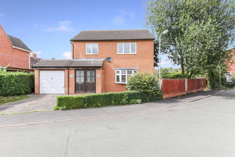 3 Bedrooms Detached House for sale in Burford, Tenbury Wells, Worcestershire, WR15 8AW