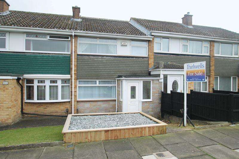 3 Bedrooms Terraced House for sale in Wolviston Back Lane, Billingham