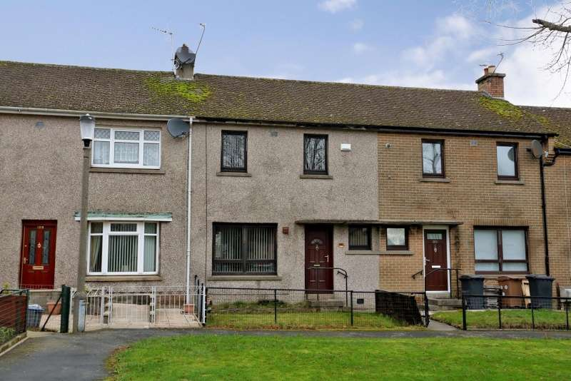 2 Bedrooms Terraced House for sale in Sheddocksley Drive, Aberdeen, Aberdeenshire, AB16 6PT
