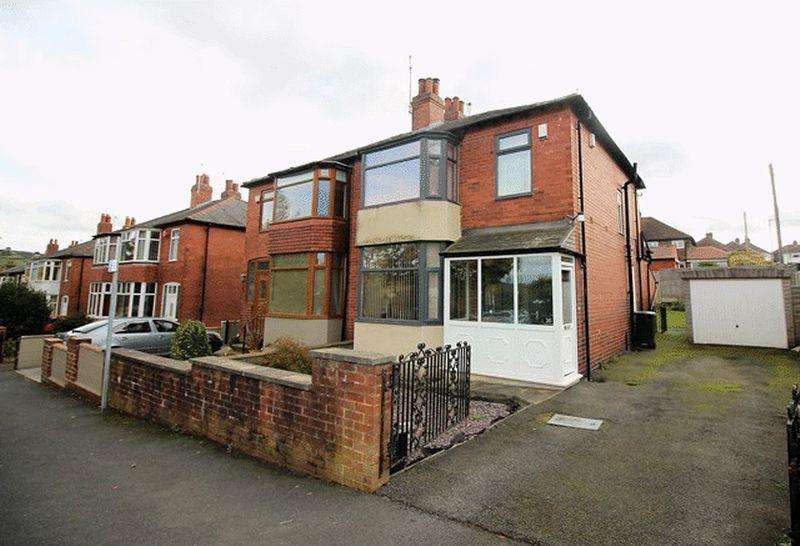3 Bedrooms Semi Detached House for sale in Godfrey Road, Skircoat Green, Halifax