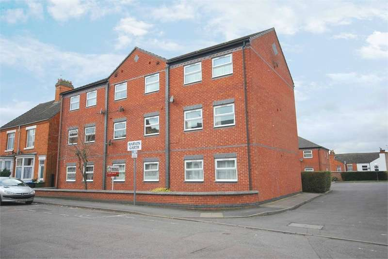1 Bedroom Flat for sale in Harvon Garth, Cambridge Street, RUGBY, Warwickshire