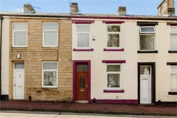 2 Bedrooms Terraced House for sale in Raglan Street, Nelson, Lancashire